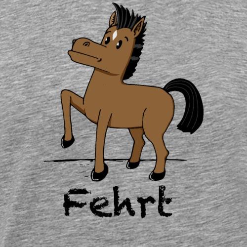 Fehrt - Männer Premium T-Shirt