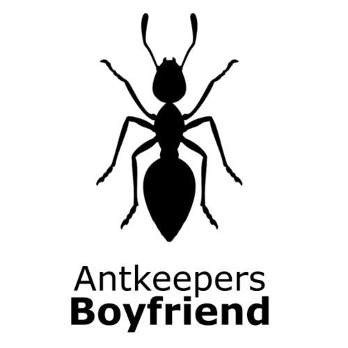Antkeepers Boyfriend - Men's Premium T-Shirt