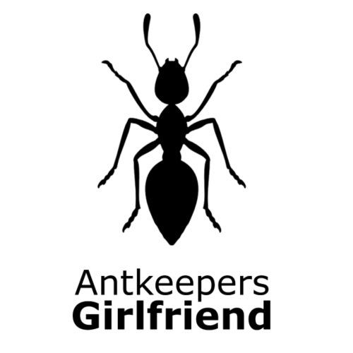 Antkeepers Girlfriend - Men's Premium T-Shirt