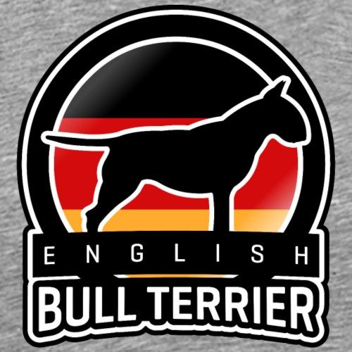 Bullterrier Deutschland - Männer Premium T-Shirt