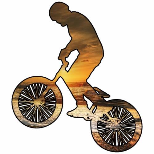Le Vélo Acrobatique (BMX) - T-shirt Premium Homme