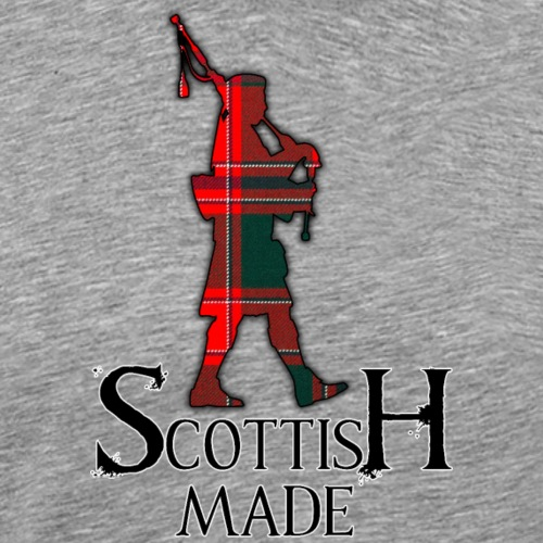 Scottish Made Piper