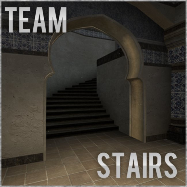 Team Stairs