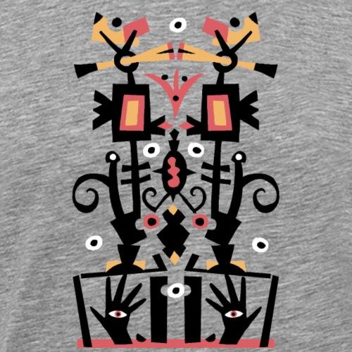 Hände - Männer Premium T-Shirt