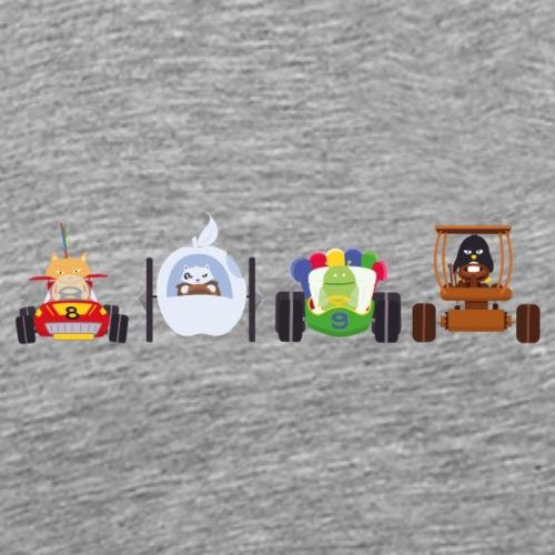 OS Race - T-shirt Premium Homme