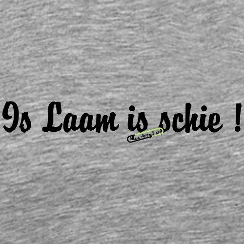 is laam - Männer Premium T-Shirt