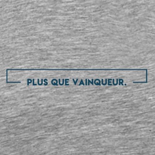Plus Que Vainqueur en Christ - T-shirt Premium Homme