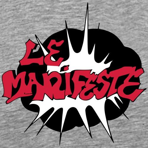 Le Manifeste (par éoline) - T-shirt Premium Homme