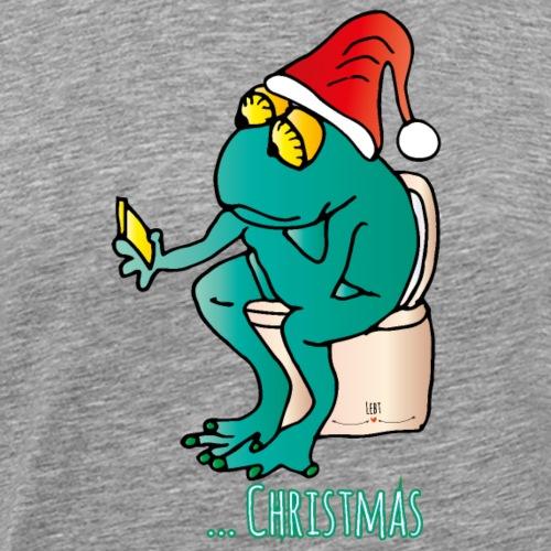 Christmas Bescherung - Männer Premium T-Shirt