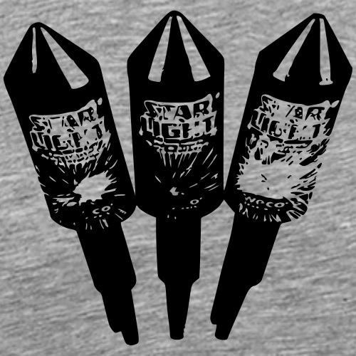 Raketen 2 - Männer Premium T-Shirt