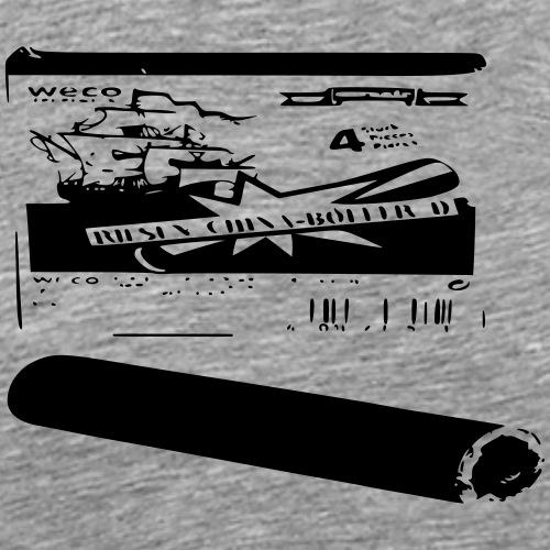 Böller - Männer Premium T-Shirt