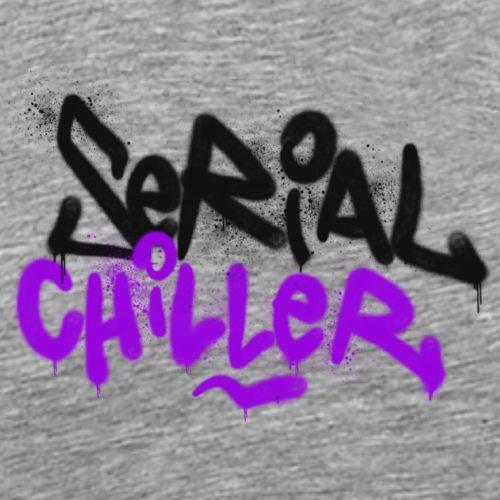 Serial Chiller - Männer Premium T-Shirt