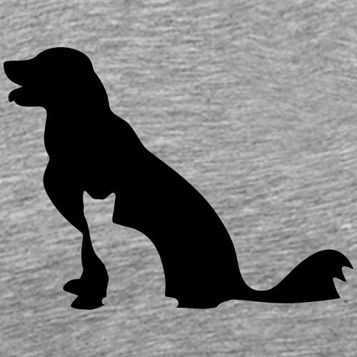 Hund und Katze - Männer Premium T-Shirt