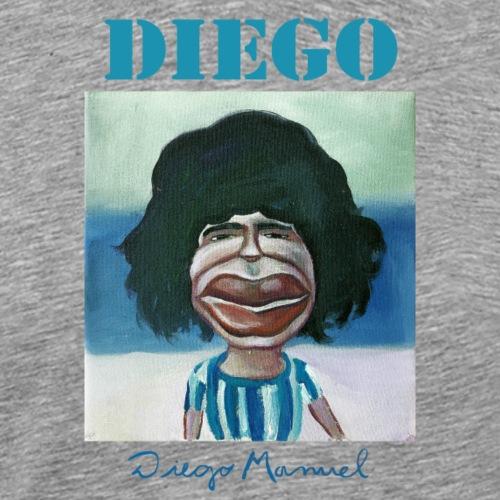 diego 1 - Camiseta premium hombre