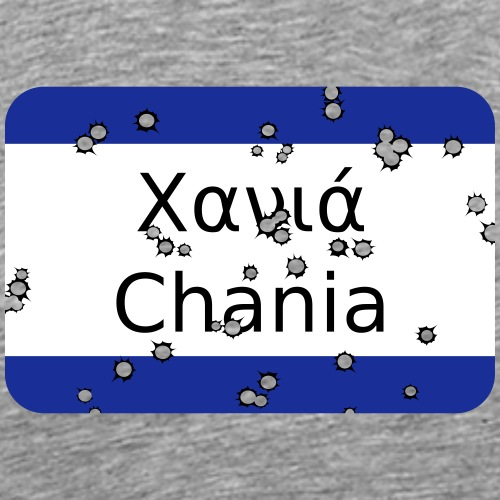 mg chania - Männer Premium T-Shirt