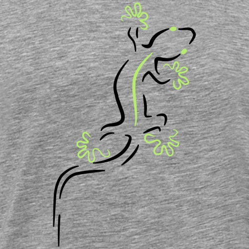 Lizard - Männer Premium T-Shirt