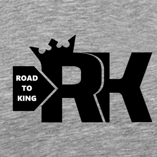 Road To King - T-shirt Premium Homme