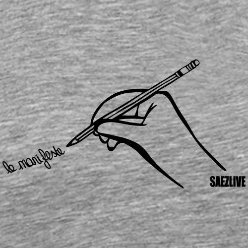 Le Manifeste (par petitecaillou) - T-shirt Premium Homme