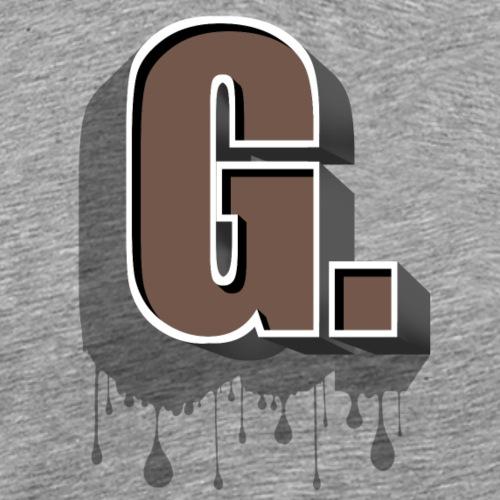 G. G-Punkt - Männer Premium T-Shirt