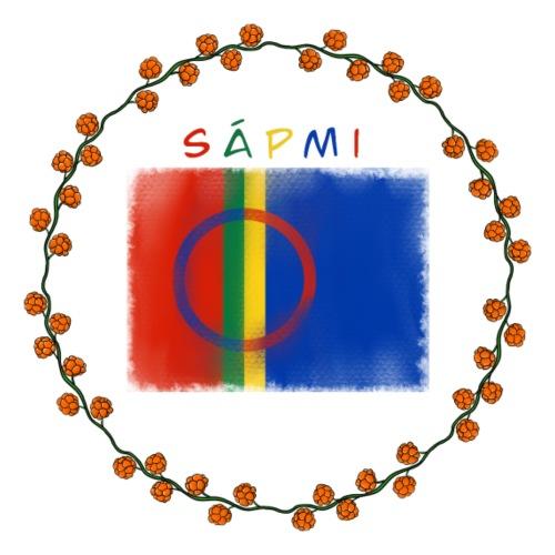 Sapmi - Premium T-skjorte for menn