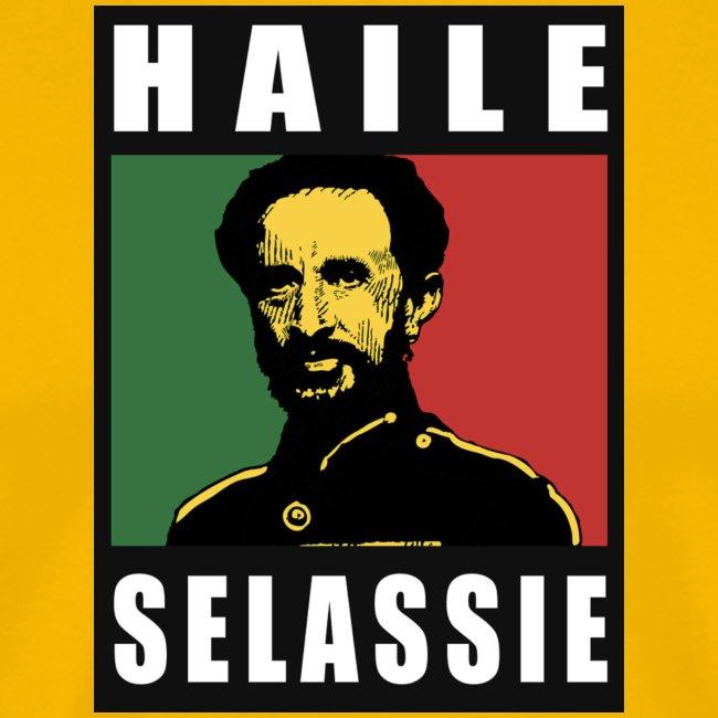 Haile Selassie - Rastafari - Reggae - Rasta