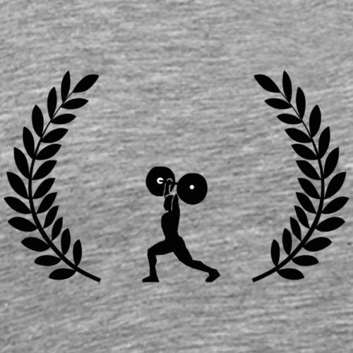 Fit - Mannen Premium T-shirt