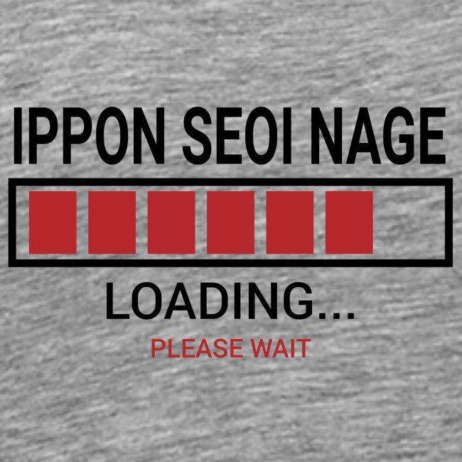 Loading... Ippon Seoi Nage
