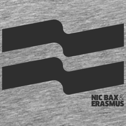 NBE wave - Männer Premium T-Shirt