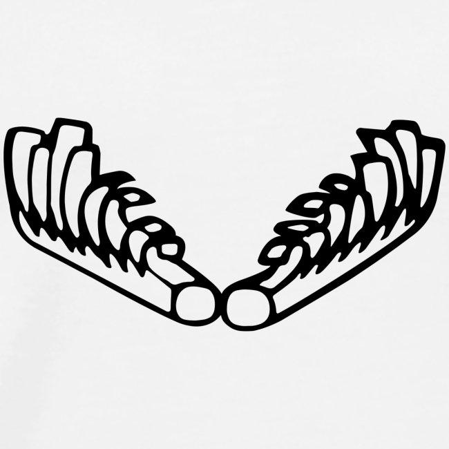 Kiehiset_logo-musta