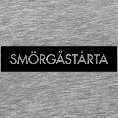 Smörgåstårta - Premium-T-shirt herr