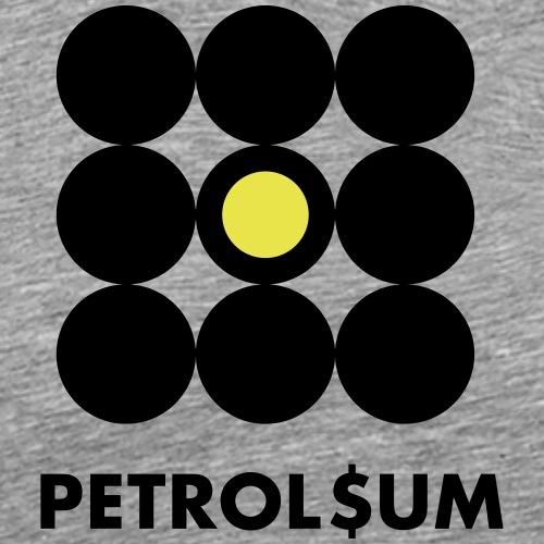 Petroleum - Maglietta Premium da uomo