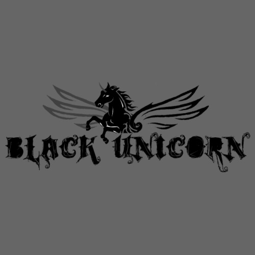 BlackUnicorn big - Men's Premium T-Shirt