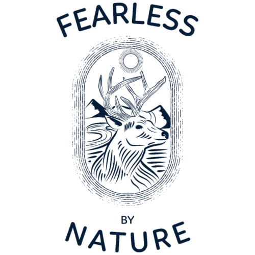 fearless by nature - Männer Premium T-Shirt