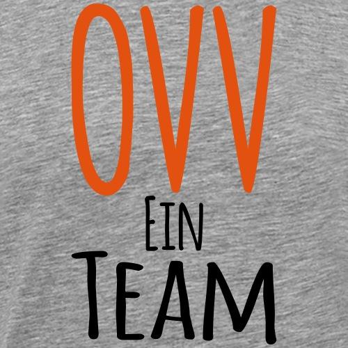 OVV Ein Team - Männer Premium T-Shirt