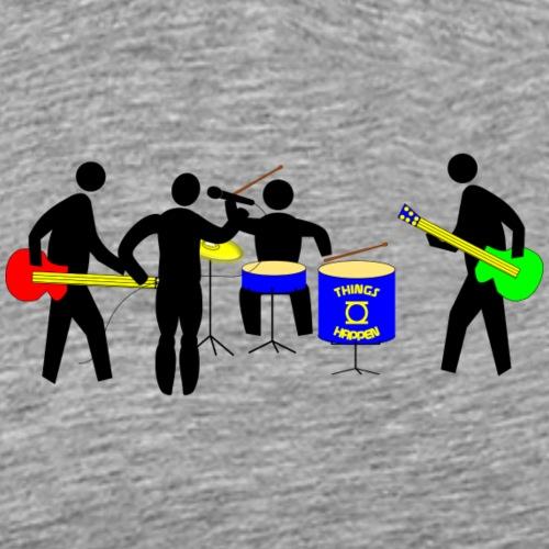 Band - Maglietta Premium da uomo