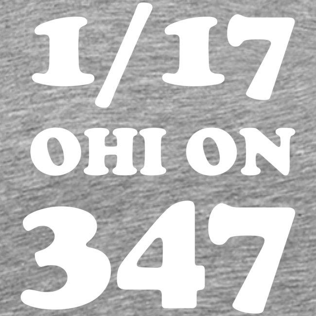 1/17 Ohi on 347