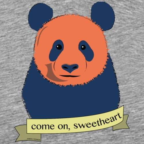 Come on, Sweetheart | Animal Fashion - Männer Premium T-Shirt