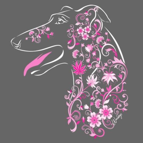Kukkaisgalgo II - Miesten premium t-paita