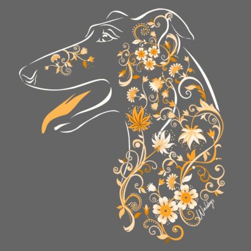 Kukkaisgalgo IV - Miesten premium t-paita
