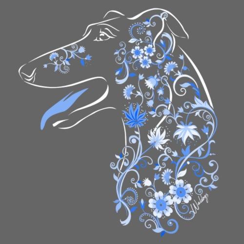 Kukkaisgalgo III - Miesten premium t-paita