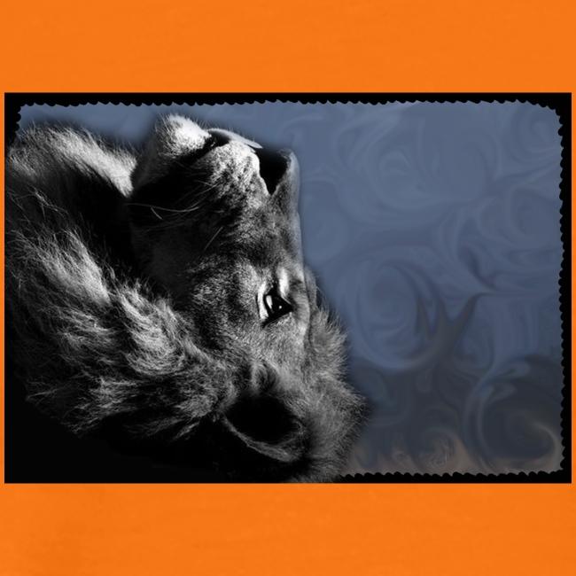 Lion night - Female shirt
