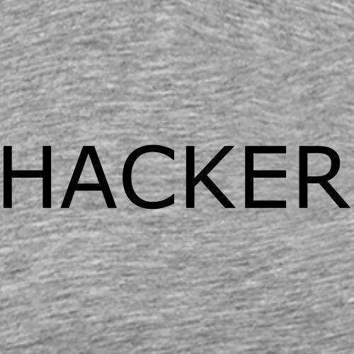 Hacker Classic - T-shirt Premium Homme