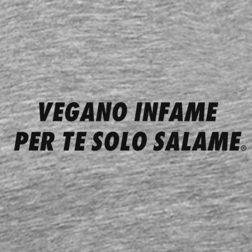 VEGANO INFAME ORIGINAL BRAND NEW - Maglietta Premium da uomo