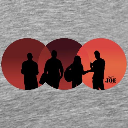 Motiv Cheerio Joe redish - Männer Premium T-Shirt
