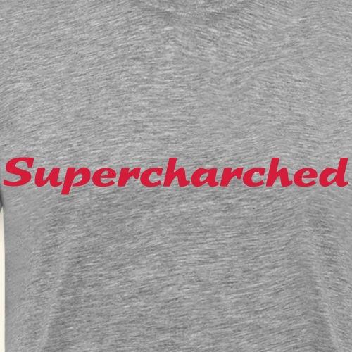 Supercharched - Männer Premium T-Shirt