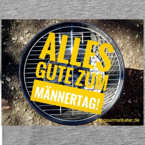 Männer-Tag - Männer Premium T-Shirt