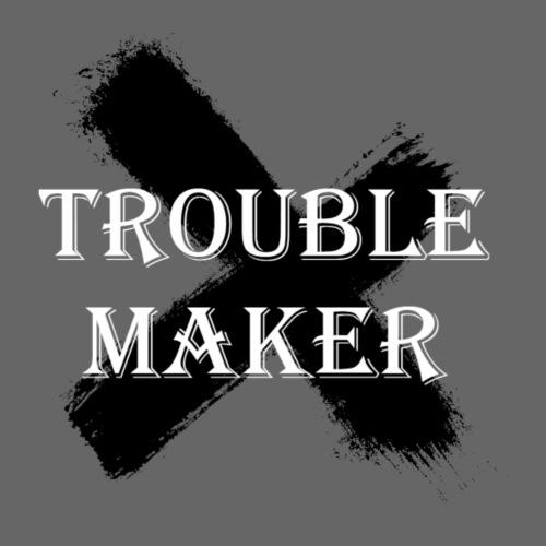 Trouble Maker - Herre premium T-shirt