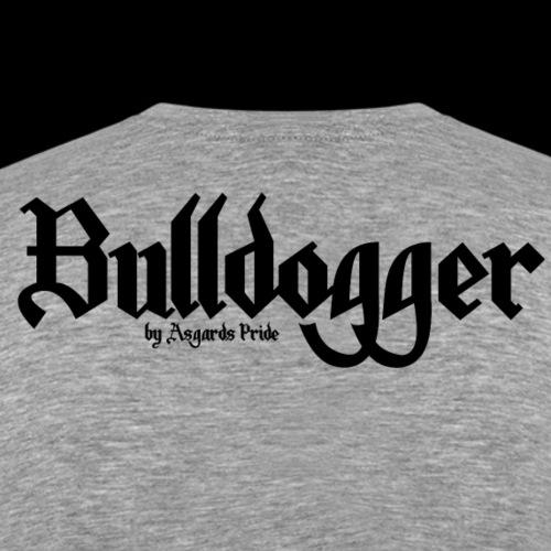 Bulldogger by AP - Männer Premium T-Shirt