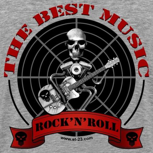 rock_n_roll - T-shirt Premium Homme