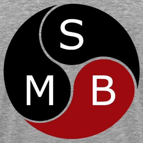2019 SMB mørk - Premium T-skjorte for menn